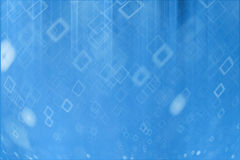Abstract cold blue background with motion blur Royalty Free Stock Photo
