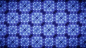 Abstract cold cool frozen blue pattern wallpaper. Stock Image