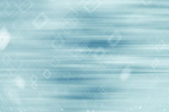 Abstract cold gray blue background with motion blur Stock Photography