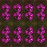 Abstract collage design from a pink color lights image, background and texture. Abstract collage design  color lights image background texture colorful backdrop royalty free illustration