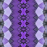 Abstract collage design from an image of marble pieces in purple colors, background and texture. Abstract collage design image marble pieces colors background stock illustration