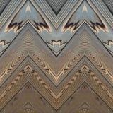 abstract collageontwerp van een beeld van houten stroken in bruine kleuren, achtergrond en textuur stock fotografie
