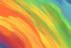 Abstract color acrylic painted background. stock images