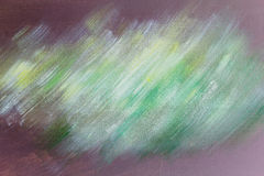 Abstract color art background with oil painting on canvas. Stock Photo