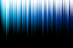 Abstract color aurora Royalty Free Stock Images