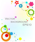 Abstract color background Stock Photography