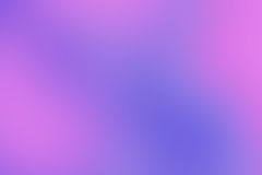 Abstract color background, blurred pink cloud and blue sky Royalty Free Stock Images