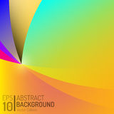Abstract Color Background Design. Vector Elements. Creative  Wallpaper Illustration. EPS10 Stock Photography
