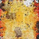 Abstract color background. With stains Stock Image