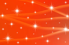 Abstract color background with stars Stock Images