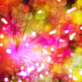 Abstract color backgrounds Stock Image