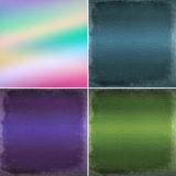 Abstract color backgrounds with dots Royalty Free Stock Images
