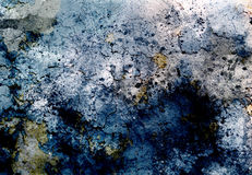Abstract color Backgrounds, painting colage with spots, rust structure Stock Images