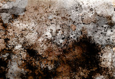 Abstract color Backgrounds, painting. Collage with spots, rust structure Royalty Free Stock Photos