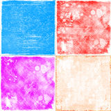 Abstract color backgrounds Stock Images