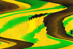 Abstract color beautiful pattern and design for background Stock Photos