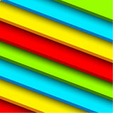 Abstract color block background Stock Photography