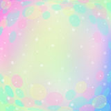 Abstract fantasy color blur background Royalty Free Stock Photos
