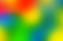 Abstract color blur Royalty Free Stock Photos