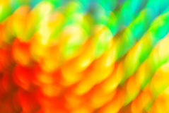 Abstract color blurred background Stock Images