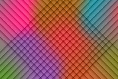 Abstract color checked background Royalty Free Stock Images