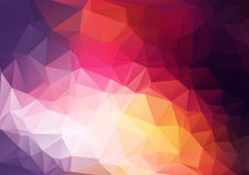 Abstract color Geometric Background for Design Stock Images