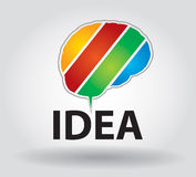 Iinnovative idea Stock Images