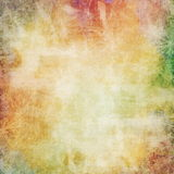 Abstract color grunge background. And textures Stock Images