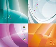 Abstract color illustration Stock Image