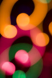 Abstract Color Light Royalty Free Stock Photo