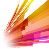Abstract color light background Royalty Free Stock Image