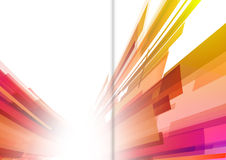 Abstract color light background Stock Photo