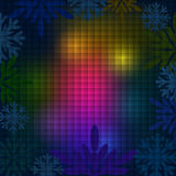 Abstract color lights background. Royalty Free Stock Photo