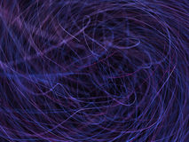 abstract color lines Στοκ φωτογραφίες με δικαίωμα ελεύθερης χρήσης