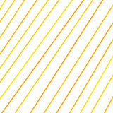 Abstract color lines. On a white background Stock Images