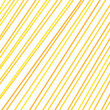 Abstract color lines. On a white background Royalty Free Stock Photography