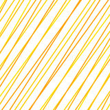 Abstract color lines. On a white background Stock Image