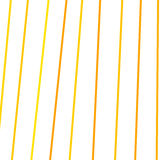 Abstract color lines. On a white background Royalty Free Stock Photos