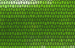 Abstract color mosaic background. Green Royalty Free Stock Photos