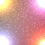 Abstract color neon Royalty Free Stock Image
