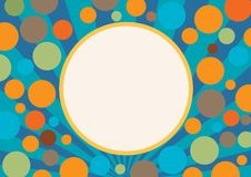 Abstract color pattern Stock Photography