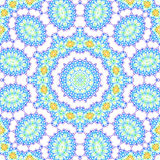 Abstract color pattern Royalty Free Stock Photos