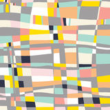 Abstract color pattern Royalty Free Stock Photography
