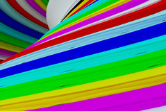 Abstract Color Pattern Desktop Background Wallpaper. Abstract colorful background wallpaper, Colors curves, color waves background, colorful lines wallpaper Royalty Free Stock Photography