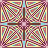 Abstract color pattern in graffiti style Quality vector illustration for your design Stock Image