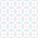 Abstract color repeating pattern. Stock Images