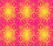 Abstract color seamless geometric background Stock Image