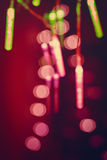 Abstract color shiny blurry  background Royalty Free Stock Photography