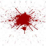 Abstract color, splatter red color background. illustration vect Royalty Free Stock Photos