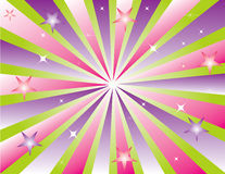 Abstract Color Star Illustration Product Stock Photos